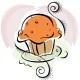 Ox muffin clip art